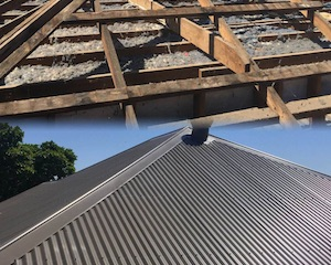 Roof Restoration Brisbane - Roof Replacement